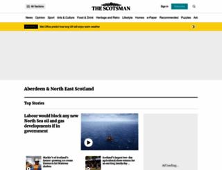 inverurieherald.co.uk screenshot