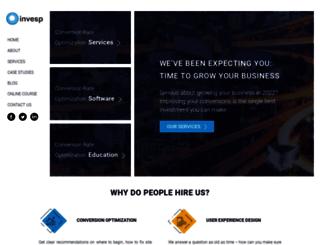 invesp.com screenshot