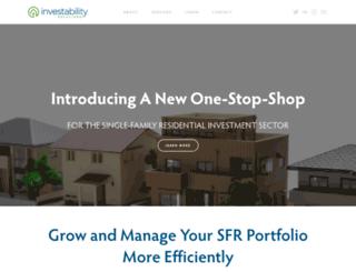 investability.com screenshot