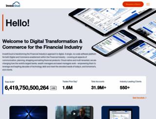 investcloud.com screenshot