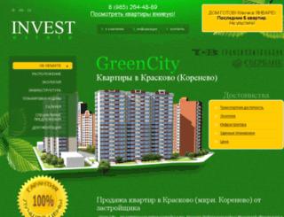 investestate.ru screenshot
