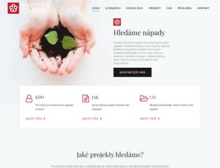 investicedonapadu.cz screenshot