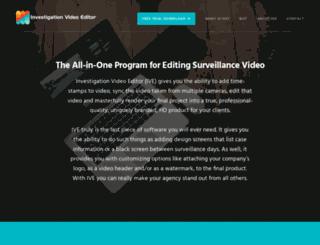 investigationve.com screenshot