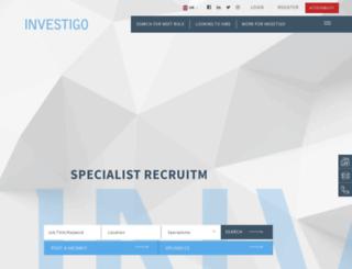 investigo.co.uk screenshot