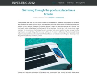 investin2012.org screenshot