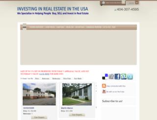investinginrealestateusa.com screenshot
