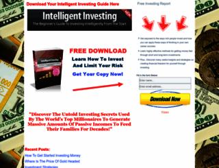 investingmoneyblog.com screenshot