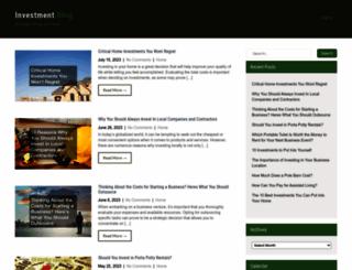 investment-blog.net screenshot