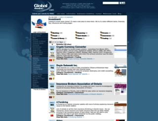 investment.global-weblinks.com screenshot