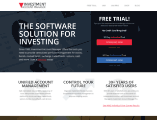 investmentaccountmanagerpro.com screenshot