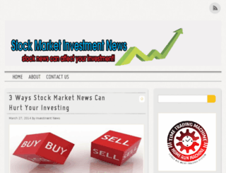 investmentnewskenya.com screenshot