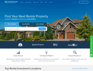 investmentpropertymarketplace.com screenshot