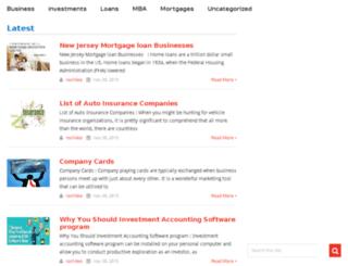 investments-loansbusinessmbabr.com screenshot