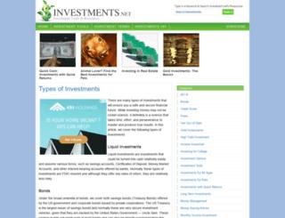 investments.net screenshot