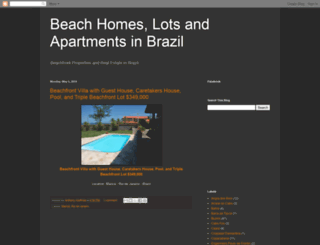 investmentsonthebeach.blogspot.com.br screenshot