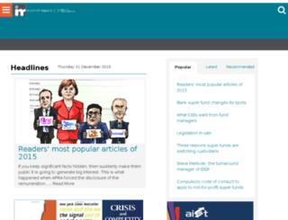 investmenttechnology.com.au screenshot