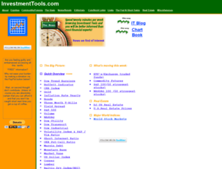 investmenttools.com screenshot