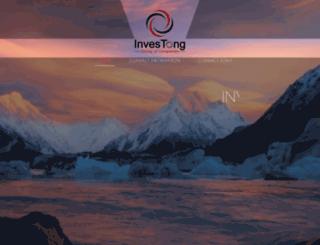 investong.co.za screenshot