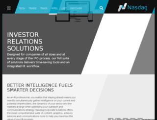 investor.qunar.com screenshot