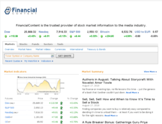 investor.wallstreetselect.com screenshot