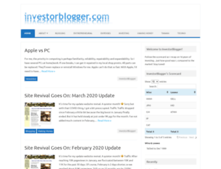 investorblogger.com screenshot
