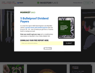 investorplace.com screenshot