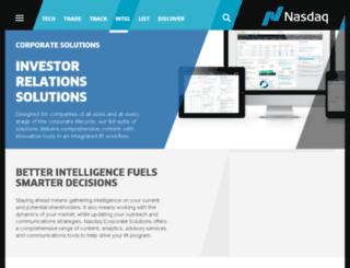 investors.inphi.com screenshot