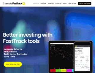 investorsfasttrack.com screenshot