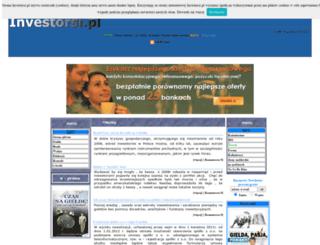 investorsi.pl screenshot