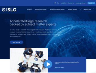 investorstatelawguide.com screenshot