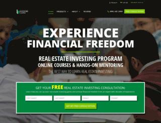 investorsunitedonline.com screenshot