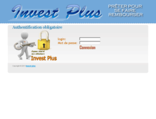 investplusci.com screenshot