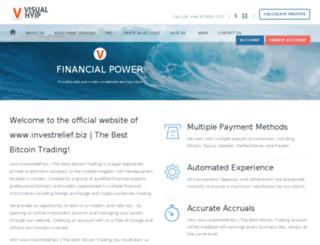 investrelief.biz screenshot