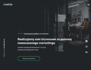 invette.pl screenshot