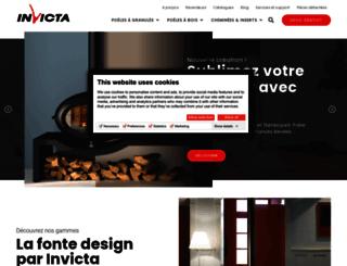 invicta-sa.com screenshot