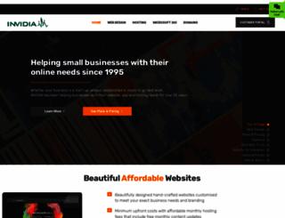 invidia.com.au screenshot