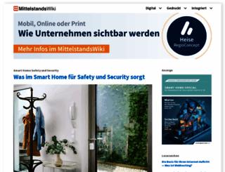 invidis.mittelstandswiki.de screenshot