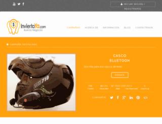 inviertaya.com screenshot