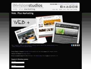 invision-studios.com screenshot