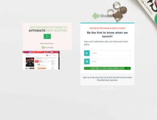 invite.shopifiedapp.com screenshot
