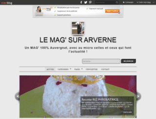 invitedujour.over-blog.fr screenshot