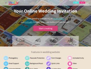 invity.com screenshot