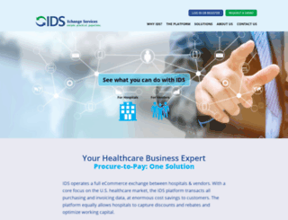 invoicedeliveryservices.com screenshot