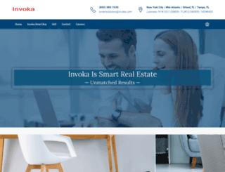 invoka.com screenshot