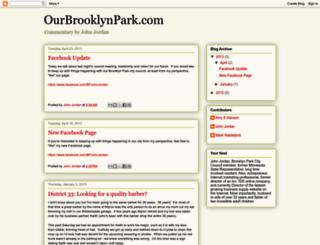 involvedcitizenry.blogspot.com screenshot