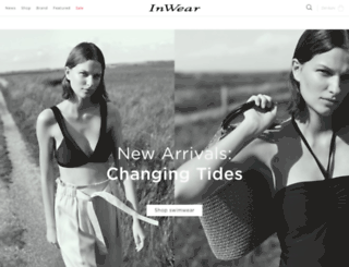 inwear.com screenshot