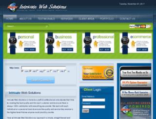 inwebdev.net screenshot