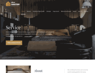 inwoodfurniture.net screenshot