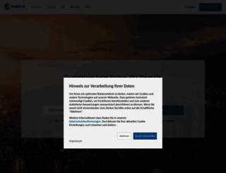 inwx.eu screenshot