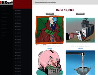 inxart.com screenshot